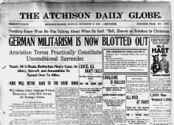 The Atchison Daily Globe