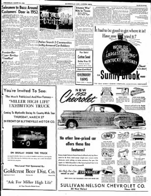 The Courier News from Blytheville, Arkansas on March 26, 1952 · Page 11