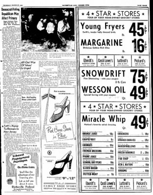 The Courier News from Blytheville, Arkansas on March 27, 1952 · Page 3