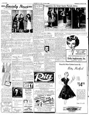 The Courier News from Blytheville, Arkansas on March 27, 1952 · Page 4