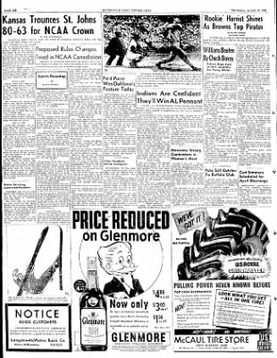 The Courier News from Blytheville, Arkansas on March 27, 1952 · Page 6