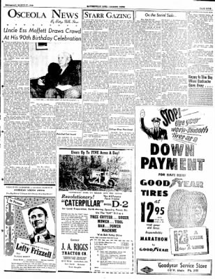 The Courier News from Blytheville, Arkansas on March 27, 1952 · Page 9
