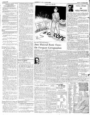 The Courier News from Blytheville, Arkansas on March 28, 1952 · Page 6