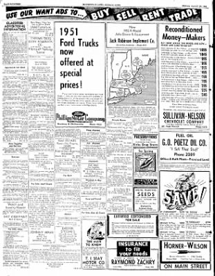 The Courier News from Blytheville, Arkansas on March 28, 1952 · Page 11