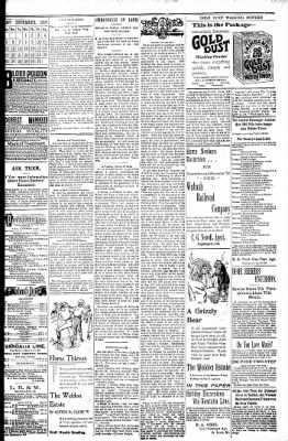 Logansport Pharos-Tribune from Logansport, Indiana on December 10, 1897 · Page 23