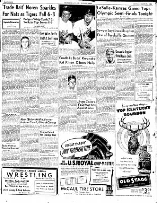 The Courier News from Blytheville, Arkansas on March 31, 1952 · Page 5