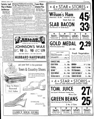 The Courier News from Blytheville, Arkansas on April 3, 1952 · Page 3