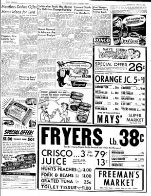 The Courier News from Blytheville, Arkansas on April 3, 1952 · Page 15