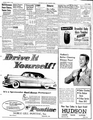 The Courier News from Blytheville, Arkansas on April 4, 1952 · Page 3