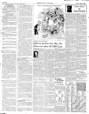 The Courier News from Blytheville, Arkansas on April 4, 1952 · Page 6