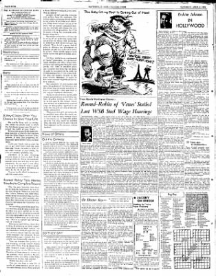 The Courier News from Blytheville, Arkansas on April 5, 1952 · Page 4
