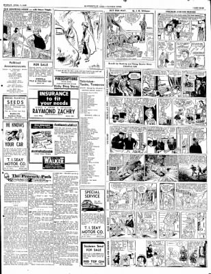 The Courier News from Blytheville, Arkansas on April 7, 1952 · Page 9