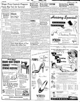 The Courier News from Blytheville, Arkansas on April 9, 1952 · Page 2