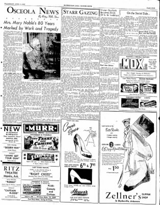 The Courier News from Blytheville, Arkansas on April 9, 1952 · Page 5