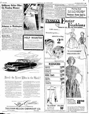 The Courier News from Blytheville, Arkansas on April 9, 1952 · Page 6