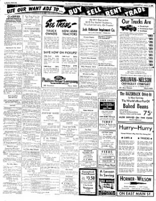 The Courier News from Blytheville, Arkansas on April 9, 1952 · Page 12