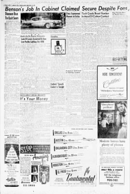 Lubbock Evening Journal from Lubbock, Texas on November 12, 1957 · Page 2
