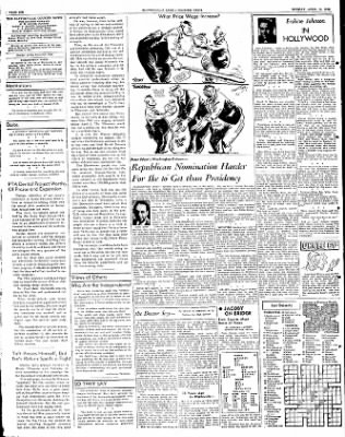 The Courier News from Blytheville, Arkansas on April 14, 1952 · Page 4