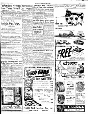 The Courier News from Blytheville, Arkansas on April 16, 1952 · Page 7