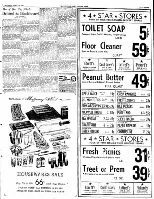 The Courier News from Blytheville, Arkansas on April 17, 1952 · Page 3