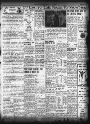 News Herald from Perkasie, Pennsylvania on October 9, 1947 · 7