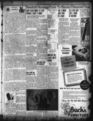 News Herald from Perkasie, Pennsylvania on February 19, 1948 · 7