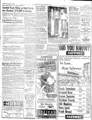 The Courier News from Blytheville, Arkansas on August 19, 1952 · Page 3