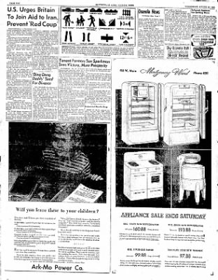 The Courier News from Blytheville, Arkansas on August 20, 1952 · Page 7
