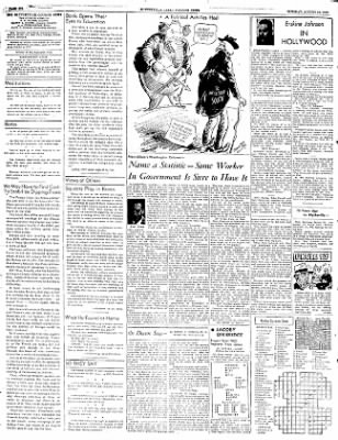 The Courier News from Blytheville, Arkansas on August 26, 1952 · Page 6