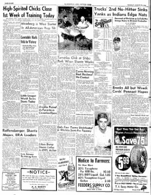 The Courier News from Blytheville, Arkansas on August 26, 1952 · Page 8