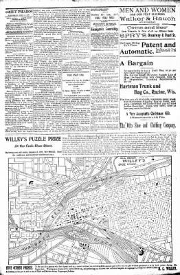 Logansport Pharos-Tribune from Logansport, Indiana on December 11, 1897 · Page 20