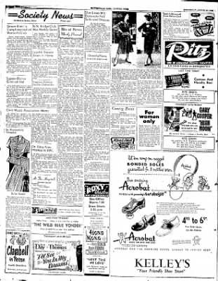 The Courier News from Blytheville, Arkansas on August 27, 1952 · Page 4