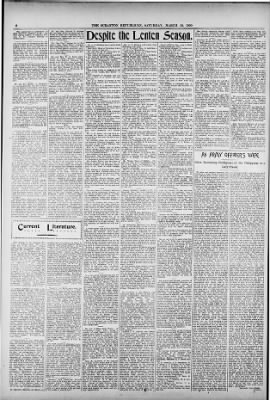 The Tribune from Scranton, Pennsylvania on March 10, 1900 · Page 8