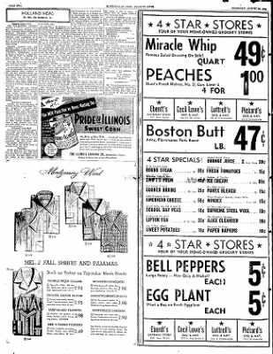 The Courier News from Blytheville, Arkansas on August 28, 1952 · Page 2