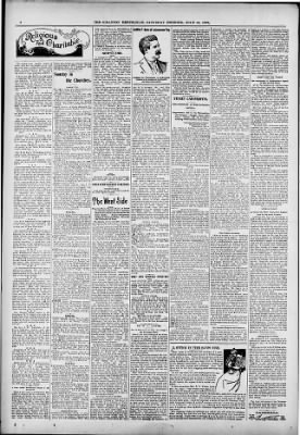 The Tribune From Scranton Pennsylvania On July 31 1897 Page 4 Free for commercial use no attribution required high quality images. newspapers com