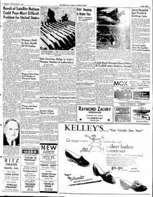 The Courier News from Blytheville, Arkansas on September 1, 1952 · Page 5