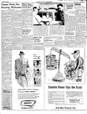 The Courier News from Blytheville, Arkansas on September 3, 1952 · Page 14