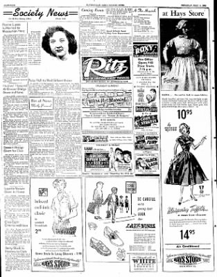 The Courier News from Blytheville, Arkansas on September 4, 1952 · Page 4