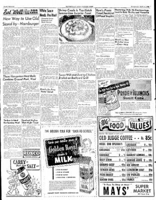 The Courier News from Blytheville, Arkansas on September 4, 1952 · Page 12