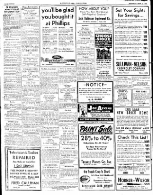 The Courier News from Blytheville, Arkansas on September 4, 1952 · Page 16