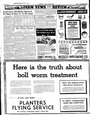 The Courier News from Blytheville, Arkansas on September 5, 1952 · Page 8