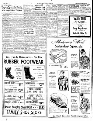 The Courier News from Blytheville, Arkansas on December 2, 1949 · Page 2