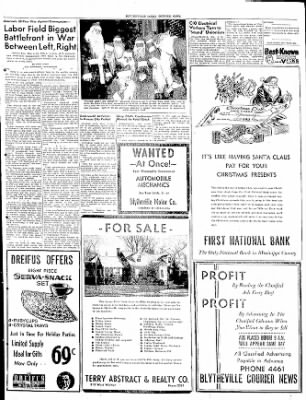 The Courier News from Blytheville, Arkansas on December 2, 1949 · Page 3