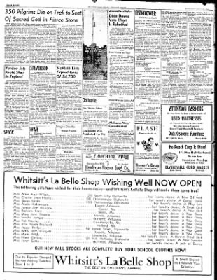 The Courier News from Blytheville, Arkansas on September 6, 1952 · Page 8