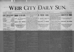 Weir City Daily Sun