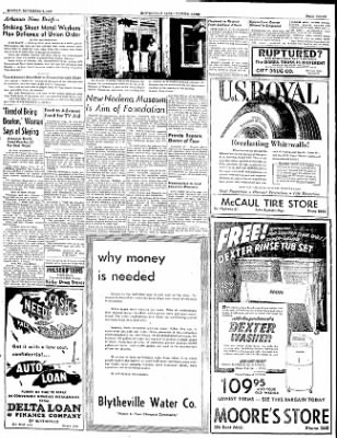 The Courier News from Blytheville, Arkansas on September 8, 1952 · Page 3