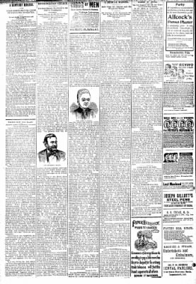 Logansport Pharos-Tribune from Logansport, Indiana on March 28, 1895 · Page 6