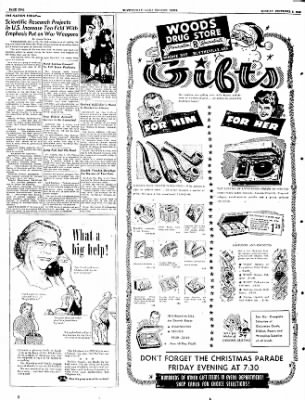 The Courier News from Blytheville, Arkansas on December 5, 1949 · Page 2