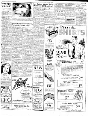 The Courier News from Blytheville, Arkansas on December 5, 1949 · Page 5
