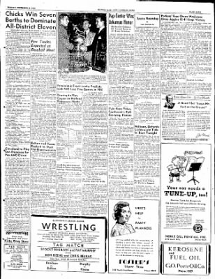 The Courier News from Blytheville, Arkansas on December 5, 1949 · Page 9